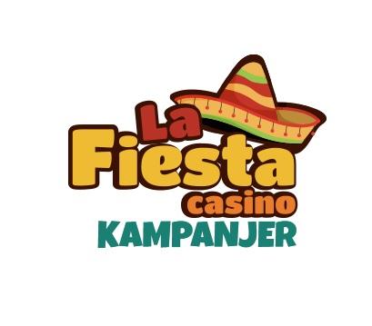 Få velkomstbonus på Casino la Fiesta nå!