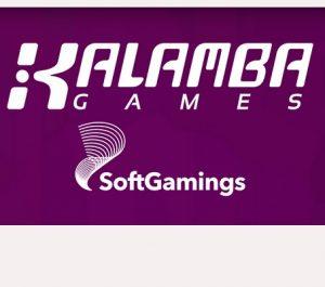 Virksomhet mellom Kalamba Games og SoftGamings!